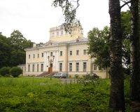 Усадьба П.Г. Демидова в Сиворицах (Никольское). 2007 г.