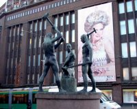 Финляндия. Хельсинки. 2008