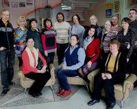 Открытие выставки «Приглашение к столу». Центр культуры «Молодежный», г.Екатеринбург, 2012 год